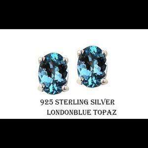 Beautiful Topaz Earrings- very very very adorable